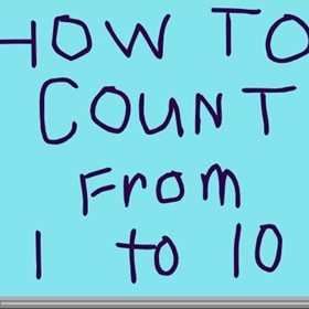 Animation: Animation-How to count to 10